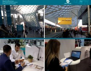 CM2W presented the innovative platform at HOST Milano 2015