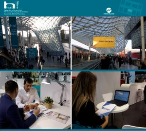 CM2W presented the innovative platform at HOST Milano 2015