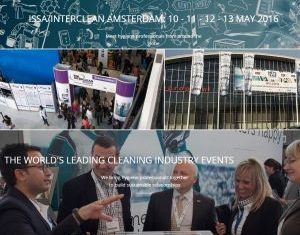 CM2W will take part in ISSA/Interclean Expo 2016 in Amsterdam.